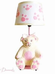 Lampe De Chevet Originale : lampe de chevet enfant b b oursonne rose et beige enfant b b luminaire enfant b b decoroots ~ Teatrodelosmanantiales.com Idées de Décoration