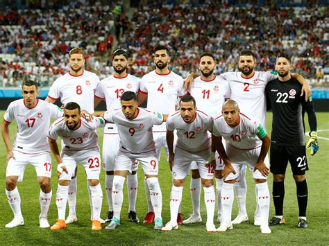 Tunisia World Cup Fixtures Squad Group Guide Soccer