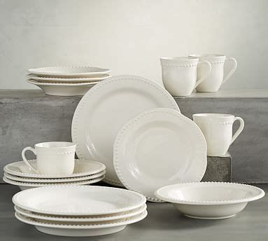 pottery barn white dishes white dishes dinnerware pottery barn