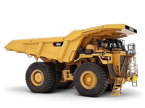 Cat | 785D Mining Truck / Haul Truck | Caterpillar