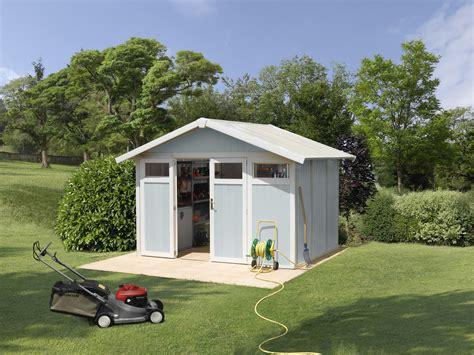 Abri De Jardin Utility 7,5 M² Grosfillex