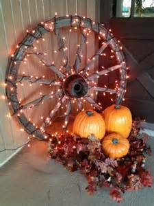 Fall Wagon Decorations by 40 Beautiful Diy Rustic Decoration Ideas For Fall