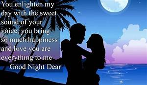 good night love quotes for girlfriend. sweet goodnight my ...