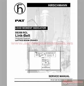 Hirschmann Pat Ds350 Manuals