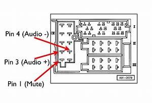 Audi Concert Radio Wiring Diagram