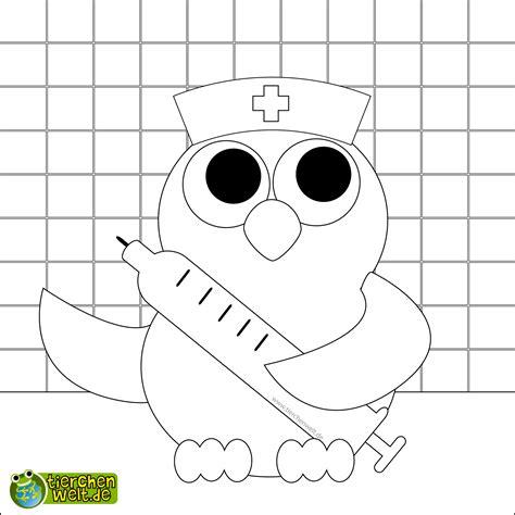 malvorlage doktorvogel