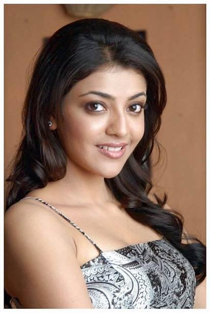 Tamil Actress Kajal Agarwal Wallpapers Widescreen Background