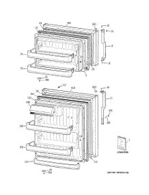 parts  ge gtscbsarww refrigerator appliancepartsproscom