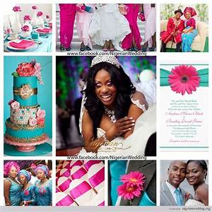 17 Best images about Nigerian Wedding Color Schemes ...