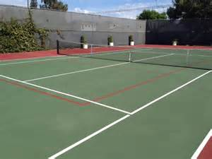 Pickleball Lines On Tennis Courts