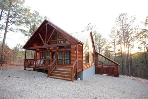 cabins in oklahoma one up cabin in broken bow ok sleeps 2