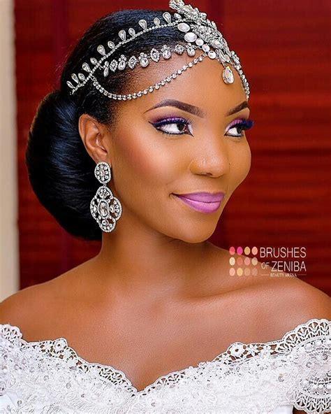 nigerian bride makeup mugeek vidalondon