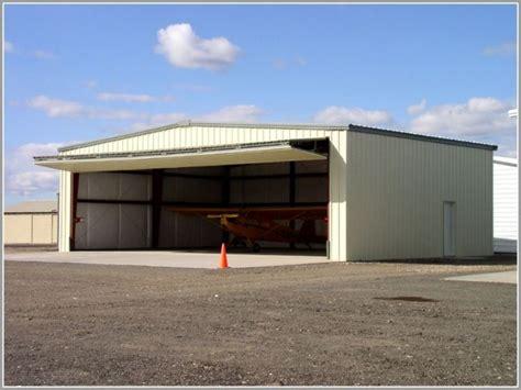 Garage Hangar by 50 X 40 X 14 1 12 Airplane Hangar With A 36 X 13