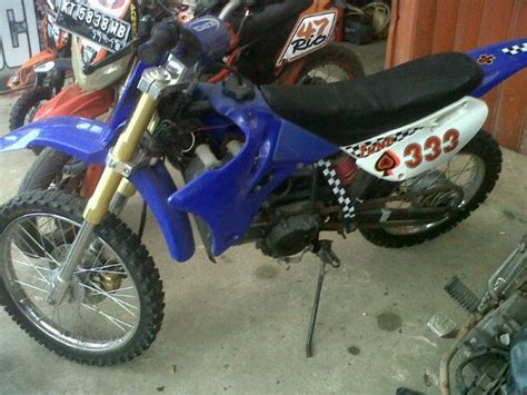 Modifikasi Motor F1 Zr Simple bmc banjit motor cross modifikasi motor cross