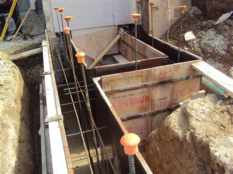 duraform concrete forms getting started with advance 6 bar forms concrete