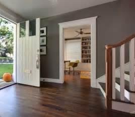 white trim gray walls and wood floors recipes entrees food ideas juxtapost