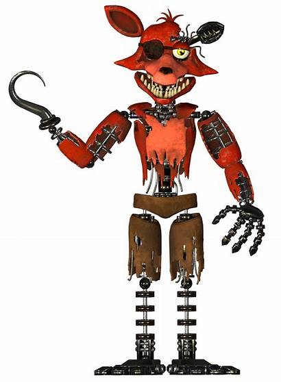 Withered Fnaf Foxy Novel Fandom Wiki