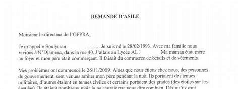 Cv Exles Francais by Arrestations Arbitraires Menaces De Mort Ce Que