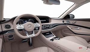 Mercedes Benz Classe S Berline : mercedes benz classe s berline amg 63 4matic 2018 la voiture qui pousse les autres se ~ Maxctalentgroup.com Avis de Voitures