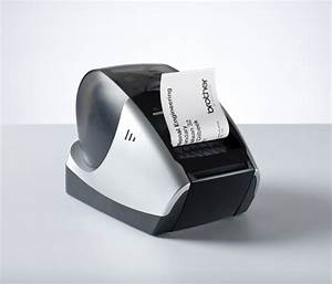Brother P-Touch QL-570 Mono Direct Thermal Label Printer ...