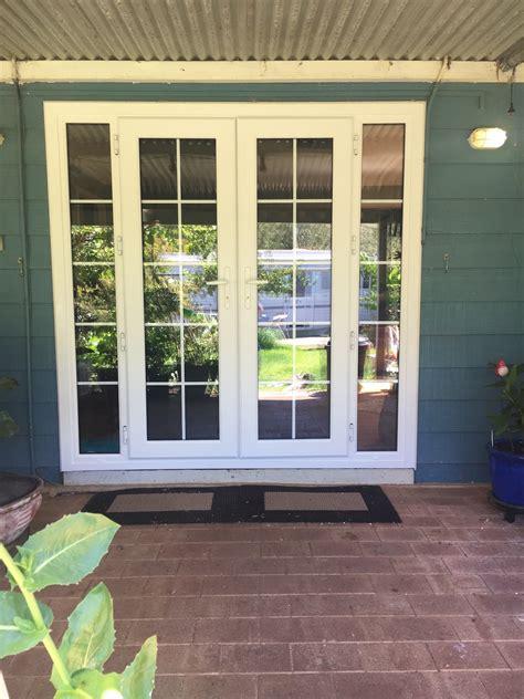 french doors heatseal double glazed windows  doors