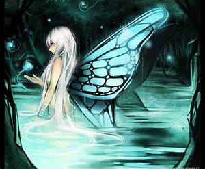 Water Sprite - Fantasy & Abstract Background Wallpapers on ...