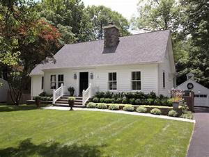cape cod style house exterior farmhouse with front door With outdoor lighting for cape cod style home