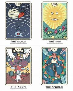 へ・) (The Tarot (Major Arcana) illustrated by Joe...)