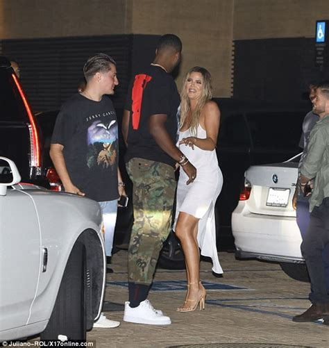 Khloe Kardashian enjoys date with Tristan Thompson in LA ...