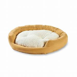 happy hounds murphy donut dog bed small 24 inch With destruction proof dog bed