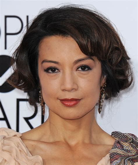 ming na wen hairstyles