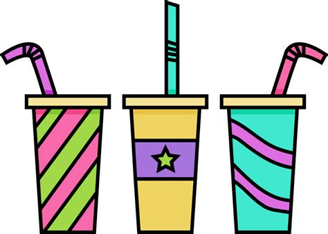 Drinks Clipart Beverage Clipart Cool Drink Pencil And In Color Beverage