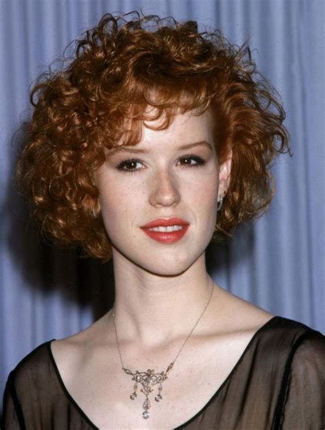 molly ringwald long hair short curly hairstyles sultry sassy and sexy fave