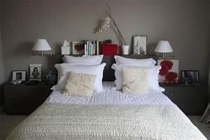 Décoration Appartement Moderne : d co chambre romantique moderne ~ Nature-et-papiers.com Idées de Décoration