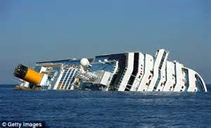 Carnival Paradise Cruise Ship Sinking Real Footage by Carnival Counts The Cost Of Costa Concordia Cruise Ship