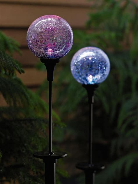 solar sconces garden solar lights solar northern lights sphere garden