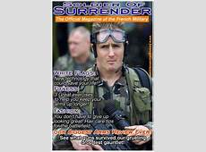 Soldier of Surrender official magazine of the French