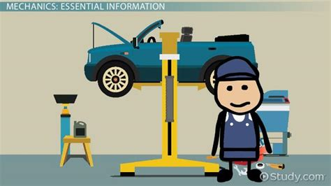 What Does It Take To Be A Mechanic?