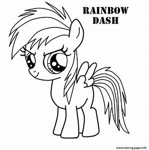 rainbow dash very cute magic coloring pages printable With magiceyecircuitjpg