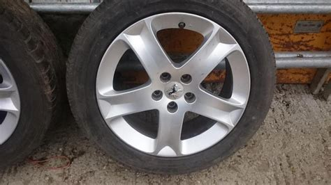 Inch Alloy Wheels With Tyres In