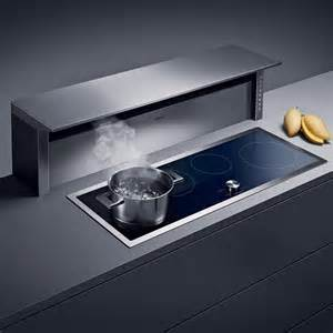 island extractor fans for kitchens downdraft extractor by gaggenau best kitchen appliances uk housetohome co uk