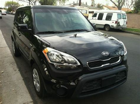Sell Used 2012 Kia Soul Free Shipping Low Miles Clean Must