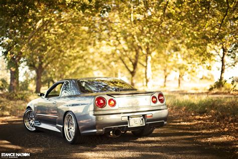 nissan skyline r34 custom what dreams are made of stancenation form gt function