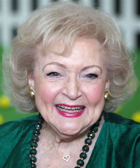 betty white hairstyles popular haircuts