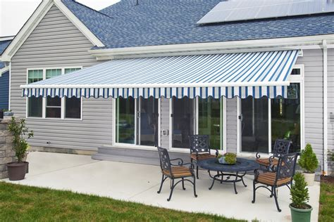 retractable patio awning benefits of installing a retractable awning s s