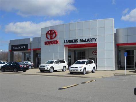 Landers Toyota by Landers Mclarty Toyota Fayetteville Tn 37334 6687 Car