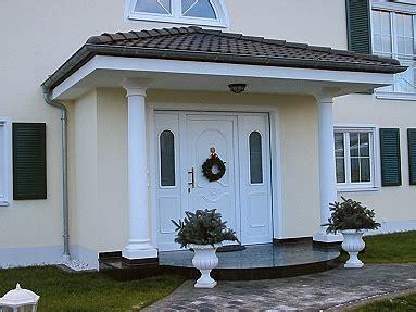 Vordach Mit 2 Säulen  Maximale Breite?  Seite 3