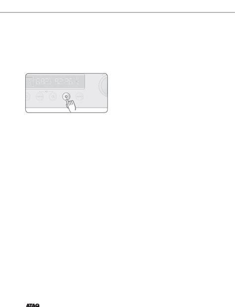 atag cx4411b handleiding atag cx4411b pagina 16 70 nederlands