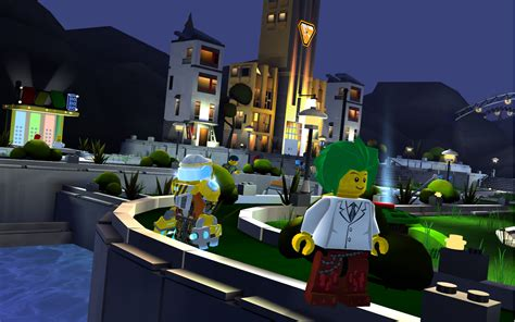 lego universe  lego mmo demonstrated