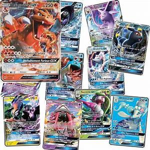 New, Pokemon, French, Card, Gx, Mega, Shining, Cards, Game, Battle